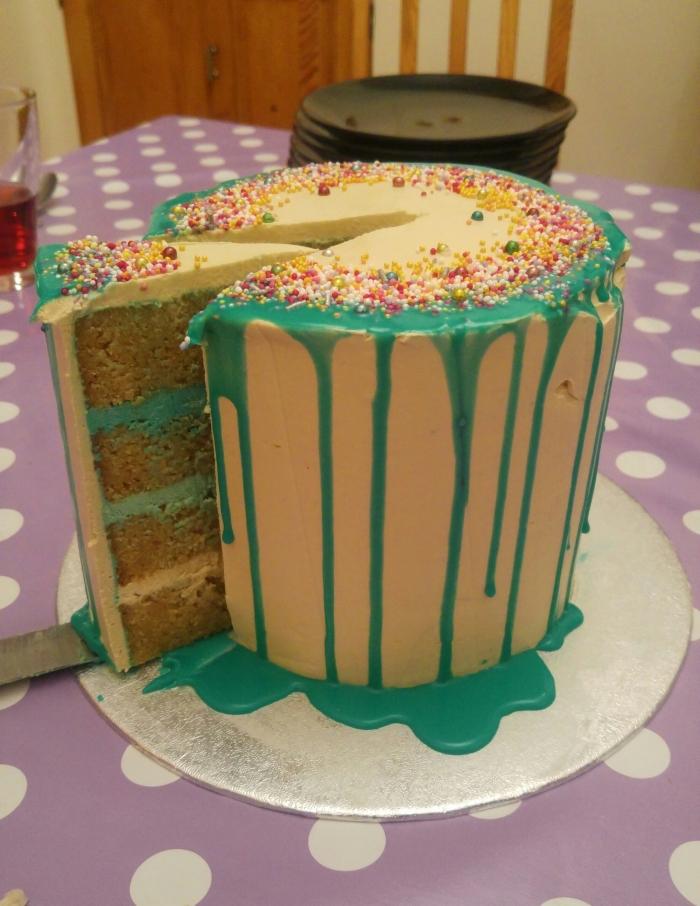 Cake and Communion